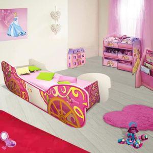 lit carrosse achat vente jeux et jouets pas chers. Black Bedroom Furniture Sets. Home Design Ideas