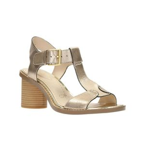 36 Sandals Fashion Women's Leather ZM2G2 Glacier Taille Clarks Ray 1 2 qw4BUqP