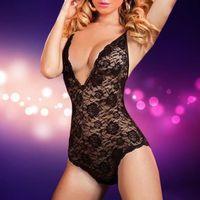 PYJAMA Lingerie sexy européenne lingerie grande taille se
