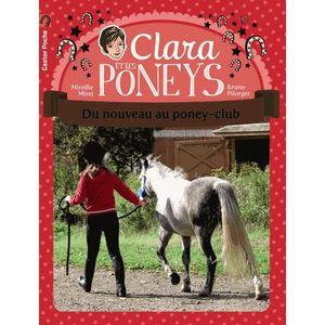 Livre 6-9 ANS Du nouveau au poney-club