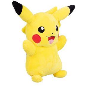 PELUCHE pokemon en peluche, grand pikachu en peluche de 12