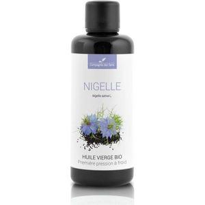 HUILE - LAIT MASSAGE NIGELLE - Huile végétale BIO - 100mL