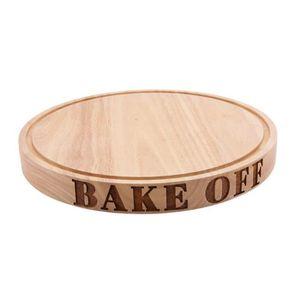 PLANCHE A DÉCOUPER CGB Giftware Loft - Planche en bois 'Bake Off'