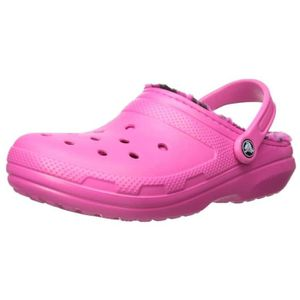 CHAUSSON - PANTOUFLE chaussons / pantoufles classic lined femme crocs c