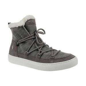 BOTTINE Skechers Side Street 73578-TPE Femme Boots Marron
