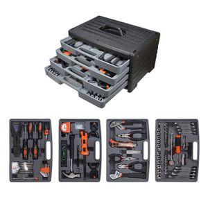 VALISETTE - MALLETTE MANUPRO Mallette à outils 199 accessoires