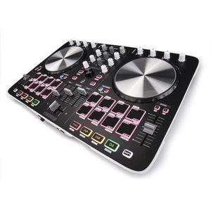 TABLE DE MIXAGE Reloop Beatmix 2 Contrôleur USB-MIDI DJ