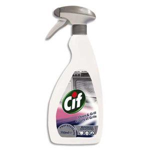 NETTOYAGE MULTI-USAGE Spray de 750 ml Dégraissant surpuissant pour fours