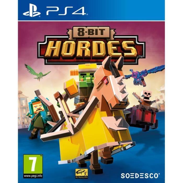 8 Bit Hordes Jeu PS4
