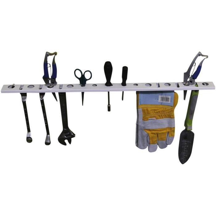 Étagère pour Abri - outils 40 x 5 cm - Achat / Vente abri jardin ...