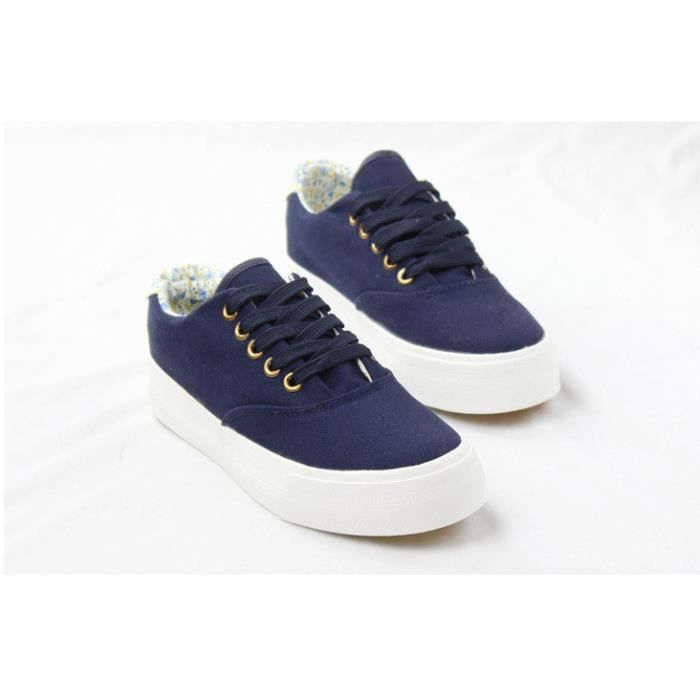 Femme casual chaussures chaussures de toile Breathbale chaussures