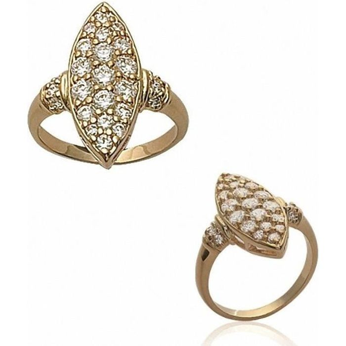 Bague marquise achat vente pas cher cdiscount - Marquise pas cher ...