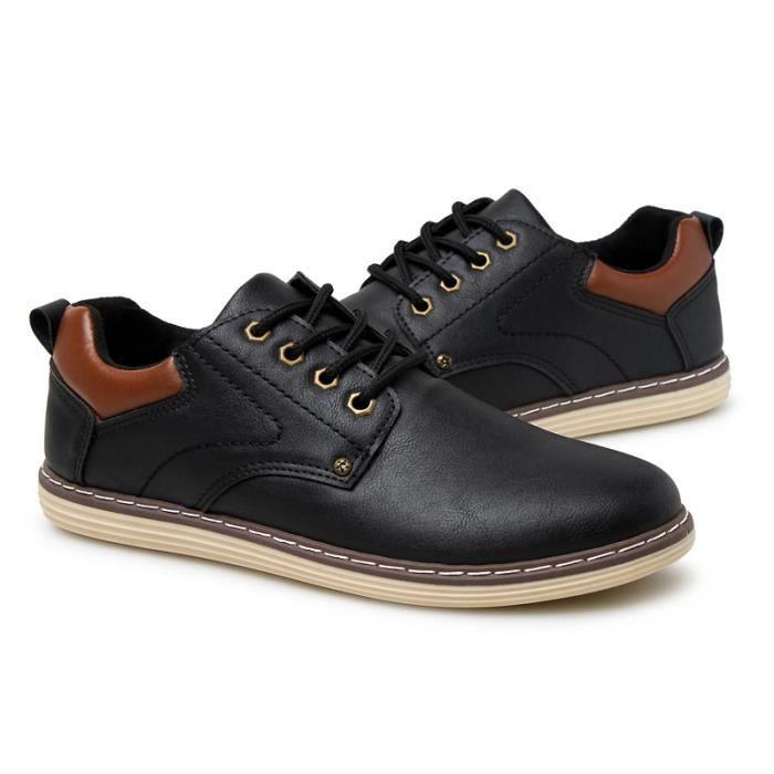 Casual Quotidien Chaussure Homme Mode Masculines Respirante Chaussures zVWWoVK3mS