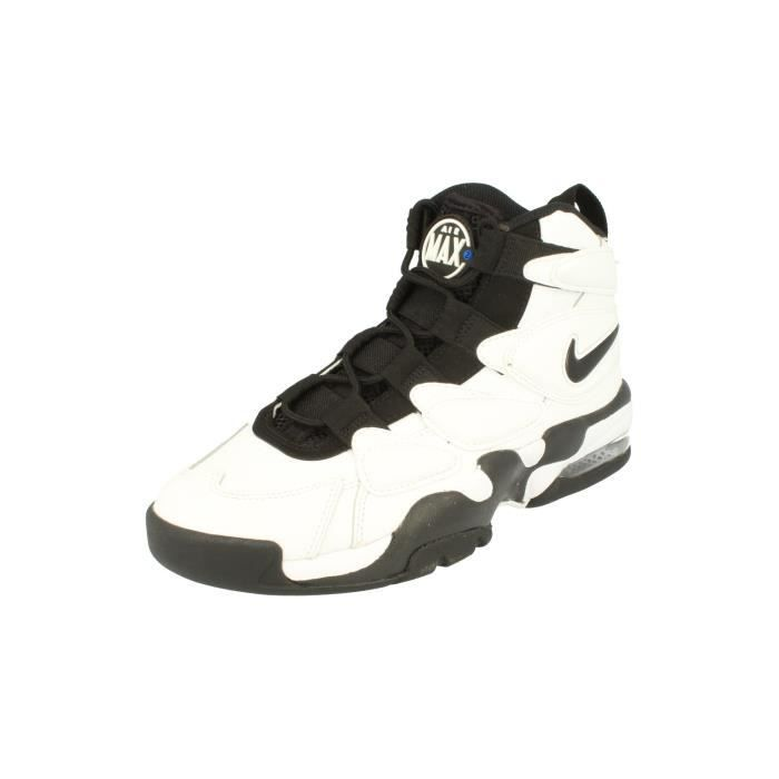 Nike Air Max2 Uptempo 94 Hommes Hi Top Basketball Trainers 922934 Sneakers Chaussures 102 Blanc Blanc - Achat / Vente basket  - Soldes* dès le 27 juin ! Cdiscount