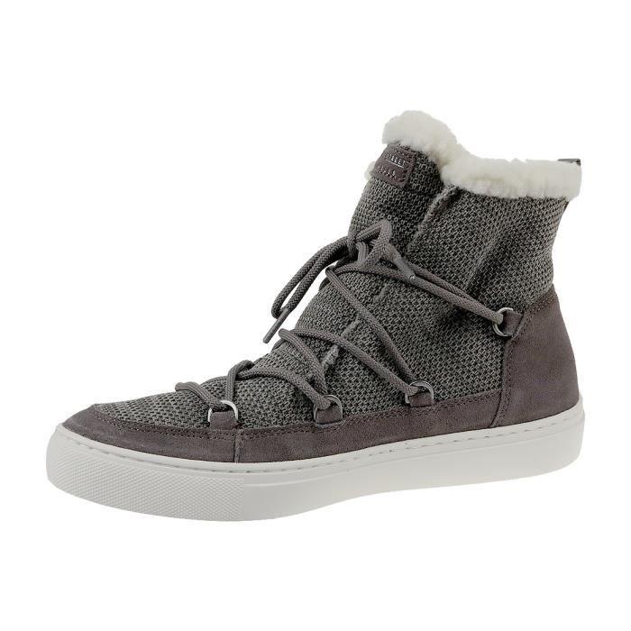 Skechers Side Street 73578-TPE Femme Boots Marron