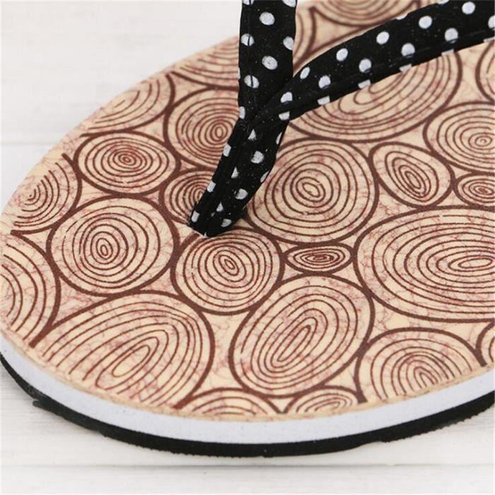 Taille Tongs Grande Femmes Loisirs Massant Pantoufle Poids Pour Plein De Plage La Air LéGer Sandale Plage Sandales Sandale SFnRSrqT