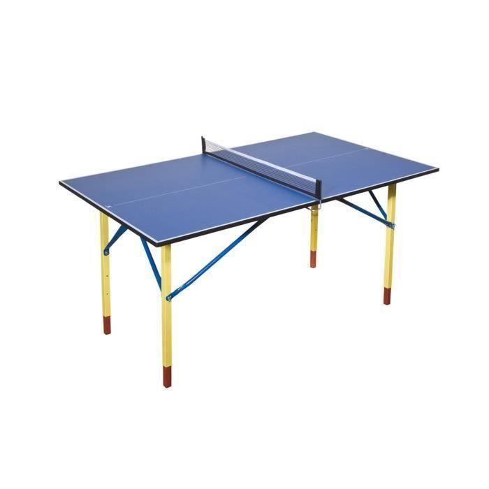 95f95dd85dc21 ACCESSOIRES CAMOUFLAGE CORNILLEAU Mini Table de Ping-Pong Hobby Mini