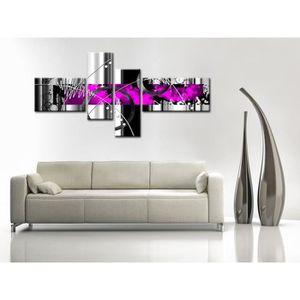 multi panneaux tableaux cadres achat vente multi panneaux tableaux cadres cdiscount. Black Bedroom Furniture Sets. Home Design Ideas