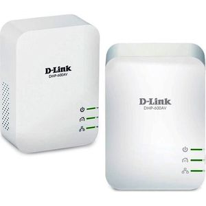 D-Link Kit de 2 adaptateurs CPL AV2 1000 Gigabit H