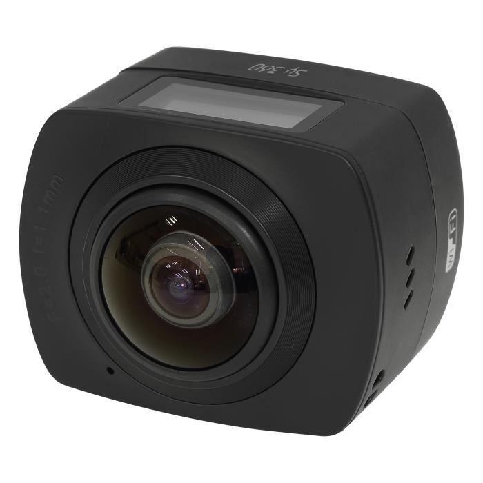 QIMMIQ Caméra Panoramique 360° SY360