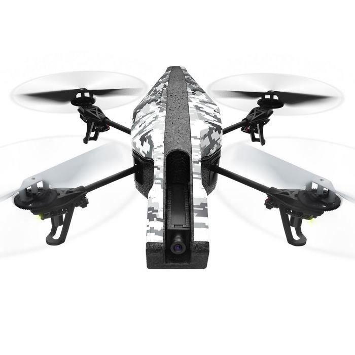 PARROT AR.DRONE 2.0 Elite SNOW Drone Connecté