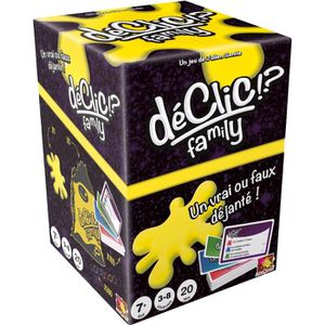 ASMODEE Déclic !? Family