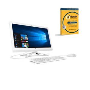 HP PC Tout en 1- 24g021nf- 23.8\