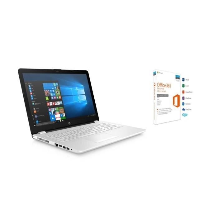 HP PC Portable 15-bw081nf 15,6\