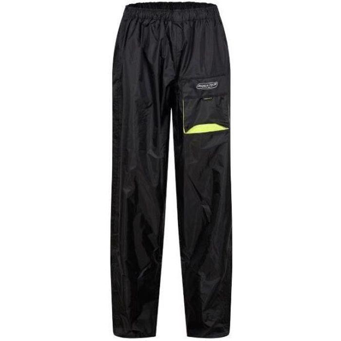 RIDER-TEC Pantalon de pluie étanche (Assortie a la veste RT3071j)