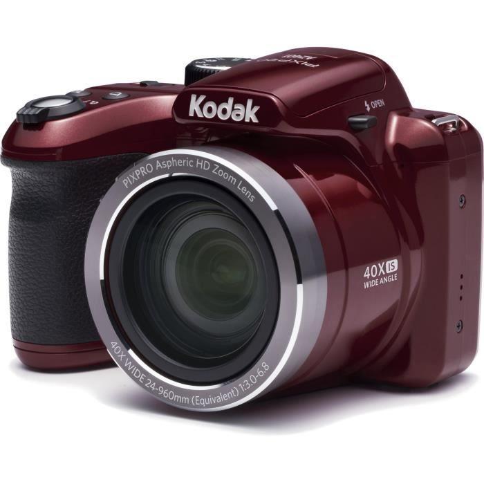 16 Megapixels - Zoom optique 40x - Grand angle 24mm - Stabilisateur d'imageAPPAREIL PHOTO NUMERIQUE BRIDGE