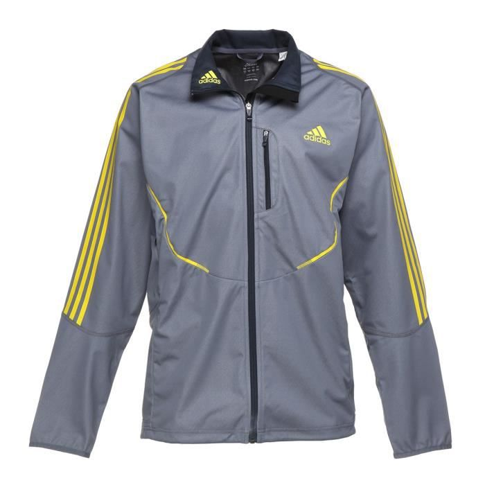 new product d0404 4ff0a Blouson adidas homme