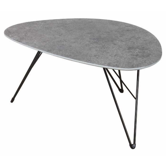 Table Basse Beton Achat Vente Pas Cher