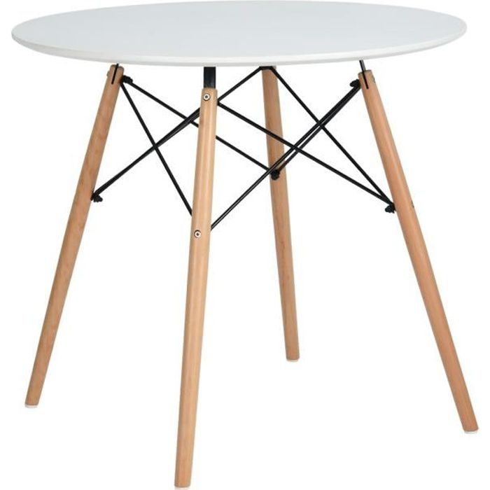 Cdiscount Table Ronde