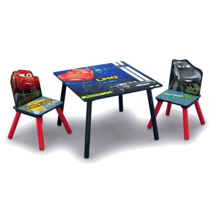 Table Chaise Cars Achat Vente Pas Cher