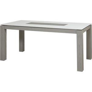 TABLE À MANGER SEULE PLYMOUTH Table à manger extensible de 8 à 10 perso
