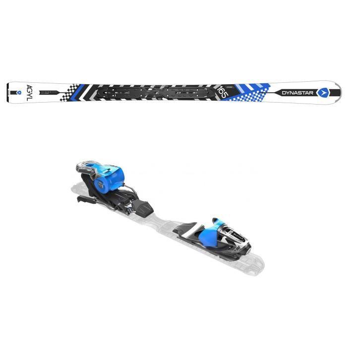SKI DYNASTAR Skis Agyl Xpress + Fixations Xpress 11