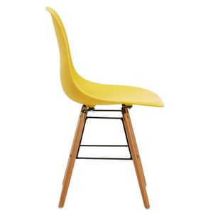 Chaise moutarde - Achat / Vente pas cher