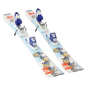 SKI ROSSIGNOL Ski Minions Kid-X 4 B76 Enfant Garçon