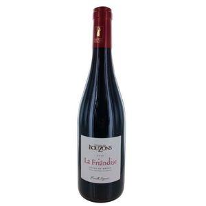 VIN ROUGE Domaine des Bouzons La Friandise 2015 Côtes du Rhô