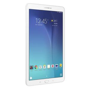 TABLETTE TACTILE SAMSUNG Tablette Tactile Galaxy Tab E 8 Bl - 9,6 p