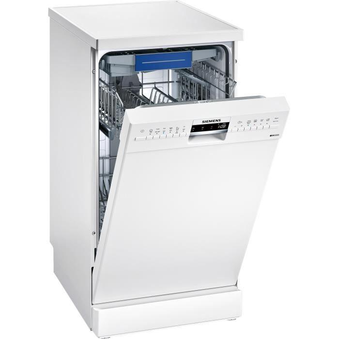 LAVE-VAISSELLE SIEMENS SR236W01ME - Lave vaisselle posable - 10 c fd92687dc71
