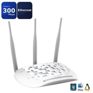 POINT D'ACCÈS TPLink Point d'Accès WiFi N300 TLWA901ND