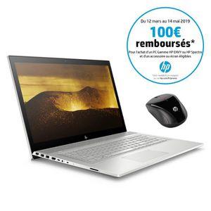 ORDINATEUR PORTABLE HP PC Portable Envy 17-bw0011nf - 17,3