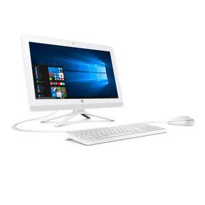 ORDINATEUR TOUT-EN-UN HP PC tout en 1- 22b041nf - 21.5