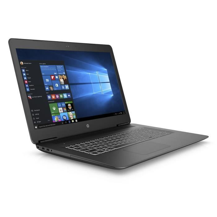 """ORDINATEUR PORTABLE HP PC Portable Pavilion 17-ab301nf – 17,3"""" – RAM 6"""