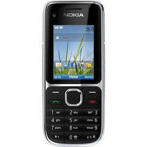 Téléphone portable NOKIA C2-01 Noir