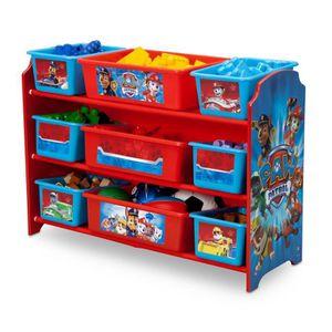 Meuble de rangement enfants achat vente jeux et jouets pas chers Rangement jeux enfant