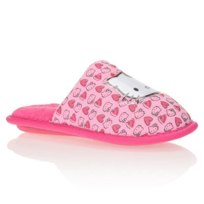 HELLO KITTY Chaussons Mules Vysoud Enfant Fille UqyQJQLGBk