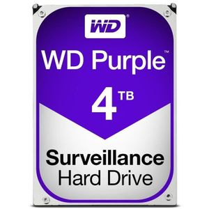 DISQUE DUR INTERNE WD Purple 4To 64Mo 3.5 - WD40PURX