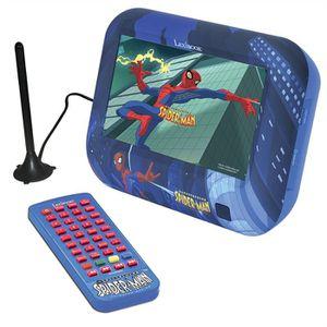 """TÉLÉVISEUR ENFANT Spiderman Ecran LCD 7"""" Lexibook"""